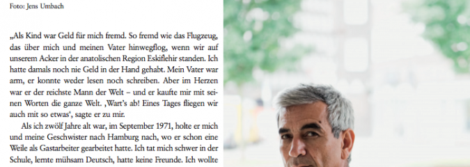 Heimat ist da, wo man satt wird: Ein Hamburger Taxifahrer erzählt