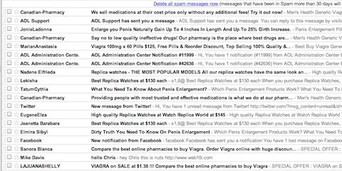 Toter Briefkasten: E-Mail am Ende?