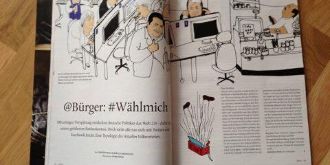 @Bürger: #Wählmich – Politiker im Internet