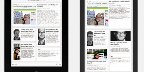 Das Blog abonnieren – per RSS oder jetzt auch bei Google Currents