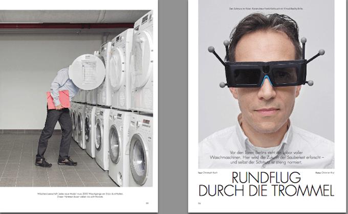 Rundflug Durch Die Trommel Die Waschmaschinen Der Zukunft