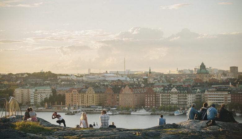 Stockholm – Schaut auf diese Stadt