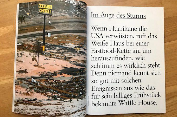 Waffle House: Im Auge des Sturms